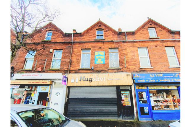 Thumbnail Flat for sale in Holywood Road, Belfast
