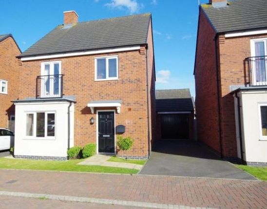 Thumbnail Detached house for sale in Horseley Croft, Hawksyard Estate
