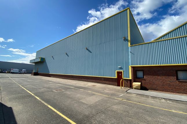 Thumbnail Industrial to let in Clough Road, Hull