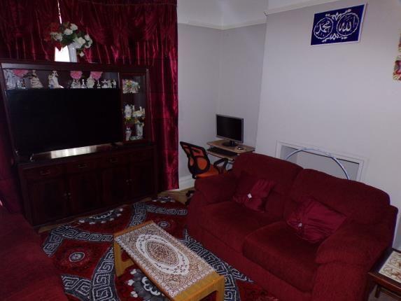 Lounge of Edge Grove, Fairfield, Liverpool, Merseyside L7