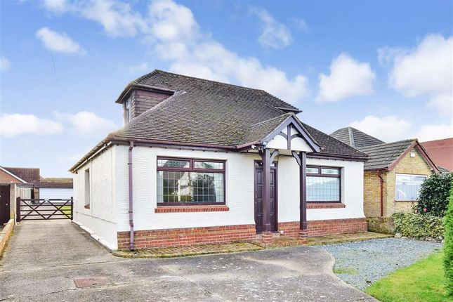 Thumbnail Bungalow for sale in Grain Road, Wigmore, Gillingham, Kent