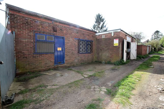 Thumbnail Land for sale in Wilsden Avenue, Luton