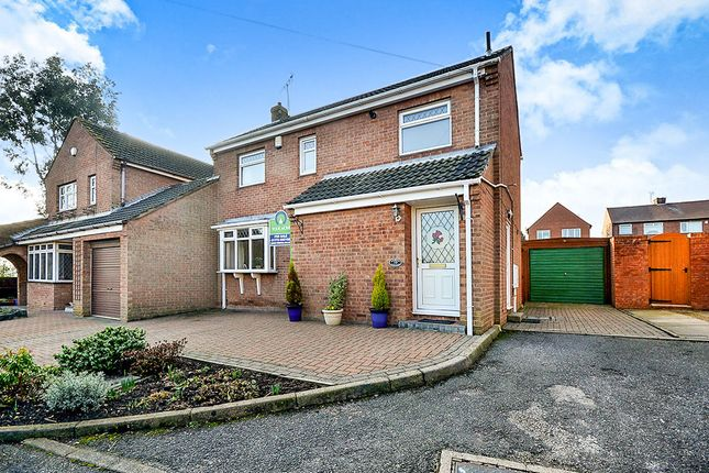 Thumbnail Detached house for sale in Copsewood, South Normanton, Alfreton