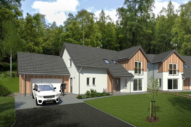 Thumbnail Detached house for sale in St Vincents, Kingussie