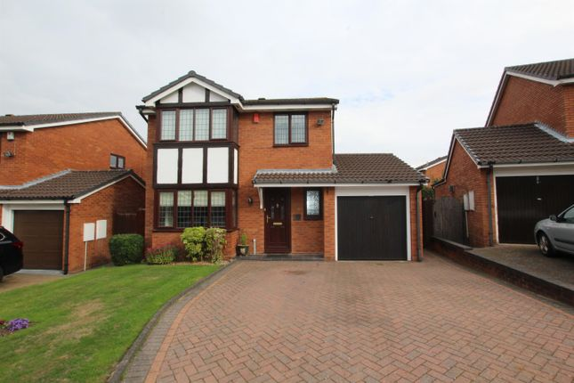 Thumbnail Detached house to rent in Foxlands Drive, Sutton Coldfield
