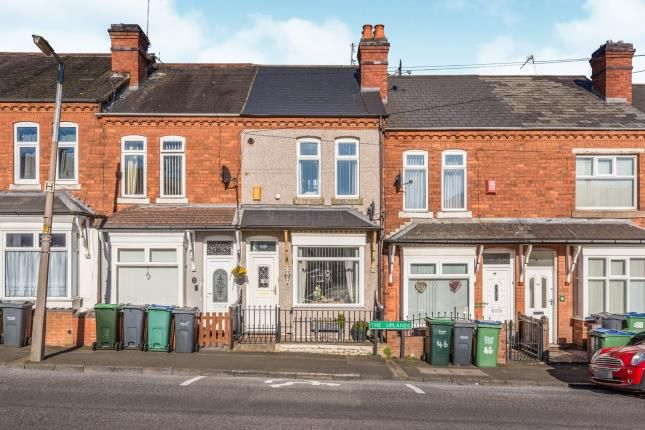 Thumbnail Terraced house for sale in The Uplands, Smethwick, Birmingham, West Midlands