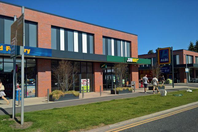 Thumbnail Retail premises to let in London Road South, Poynton