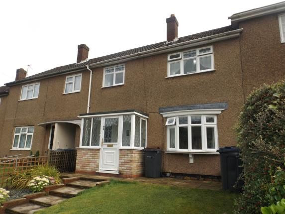 Thumbnail Terraced house for sale in Newman Way, Rednal, Birmingham, West Midlands