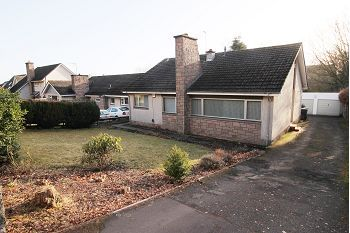 Thumbnail Detached bungalow to rent in Greystane Road, Invergowrie