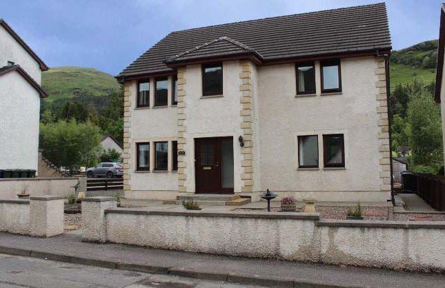Thumbnail Property for sale in Ridgeview Main Street, Lochgoilhead