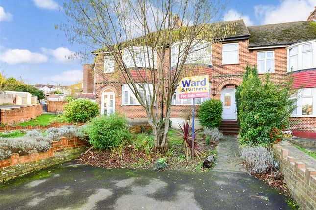 Thumbnail Terraced house for sale in Cordelia Crescent, Rochester, Kent