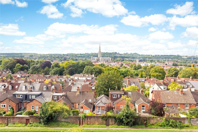 Thumbnail Semi-detached house for sale in Campbell Road, Salisbury, Wiltshire