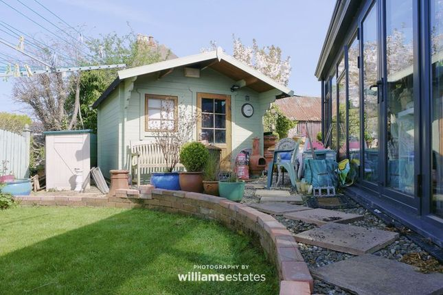 Garden 01 of Parc Y Llan, Henllan, Denbigh LL16