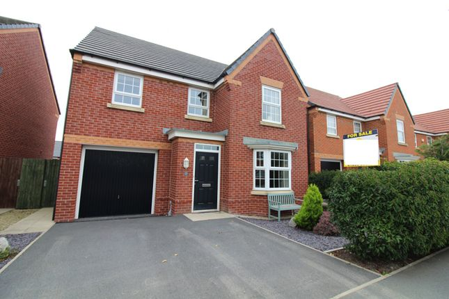 Thumbnail Detached house for sale in Hawthorn Drive, Thornton