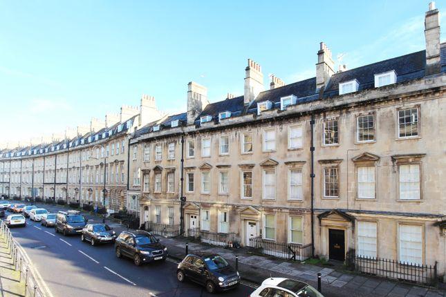 1 bed flat to rent in Bladud Buildings, Bath