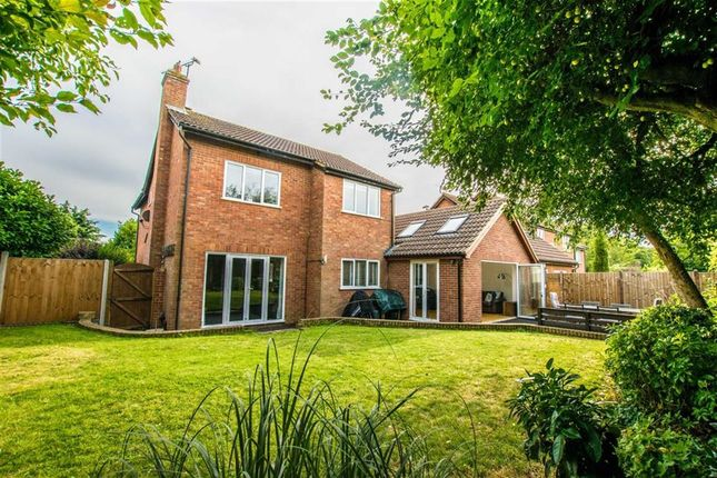Thumbnail Detached house for sale in Ladywood Road, Hertford, Herts