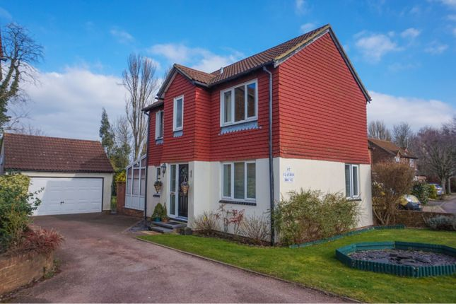 Thumbnail Detached house for sale in Claydon Drive, Croydon