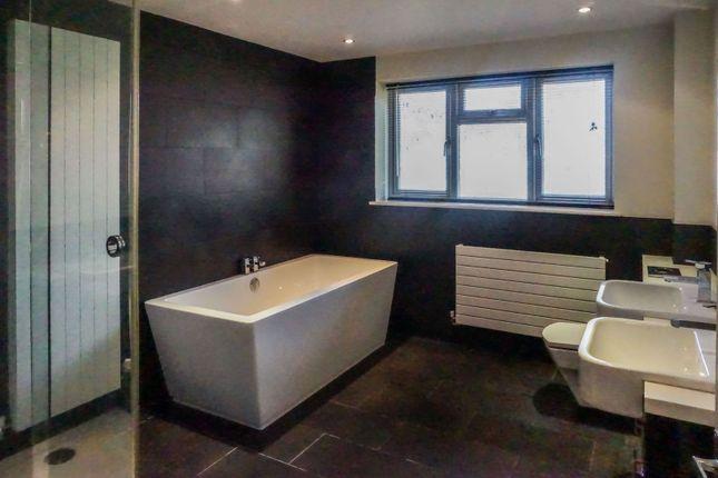 Annexe Bathroom of Old Hampton Lane, Westcroft, Wolverhampton WV10