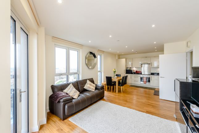 Thumbnail Flat for sale in Marsworth House, Wembley