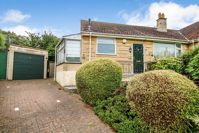 Thumbnail Semi-detached bungalow for sale in Holcombe Close, Bath