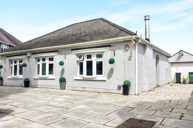 Thumbnail Detached bungalow for sale in Heol Gabriel, Whitchurch, Cardiff