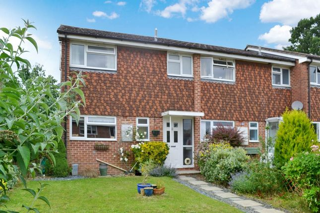 Thumbnail Semi-detached house to rent in Oakfields Close, Ecchinswell, Newbury