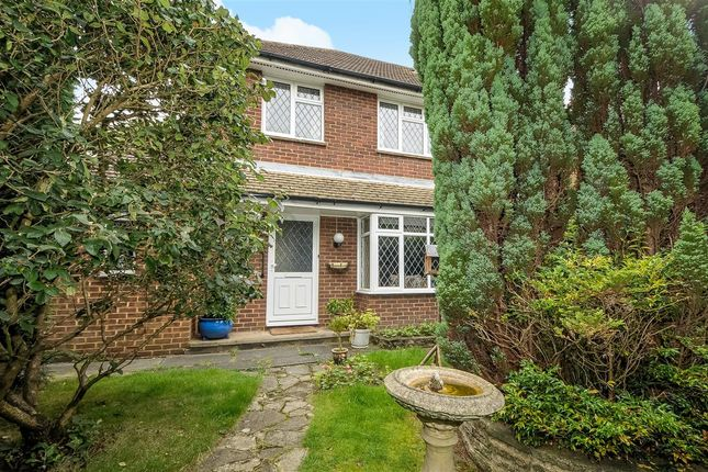 Thumbnail Semi-detached house for sale in The Lane, Virginia Water