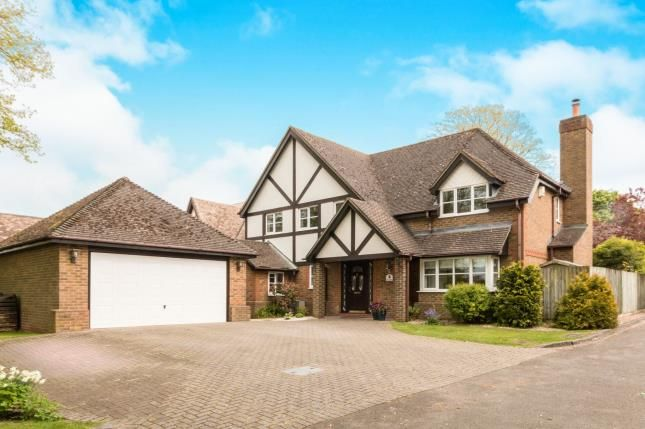 Thumbnail Detached house for sale in Kempshott Lane, Basingstoke, Hampshire