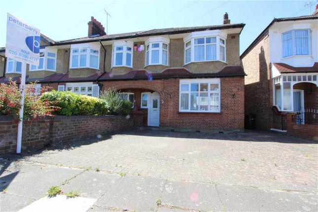 Thumbnail End terrace house for sale in Ridge Road, Winchmore Hill, London
