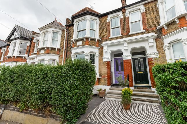 Thumbnail Terraced house for sale in Ulverston Road, London