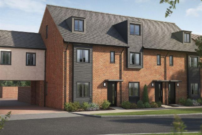 Thumbnail Terraced house for sale in Webbs Meadow, Lawley, Telford