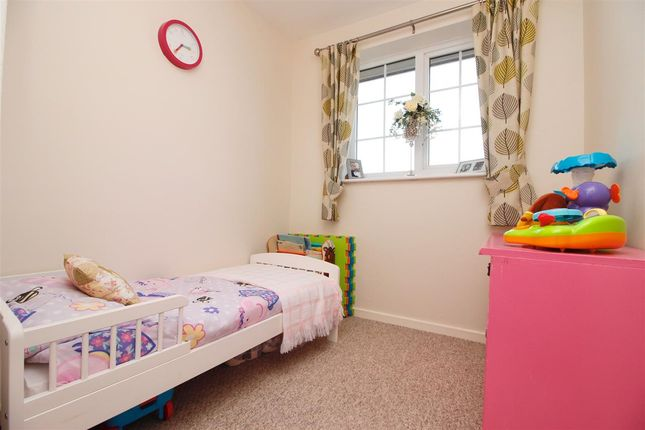 Bedroom Three of Baker Road, Shotley Gate, Ipswich IP9
