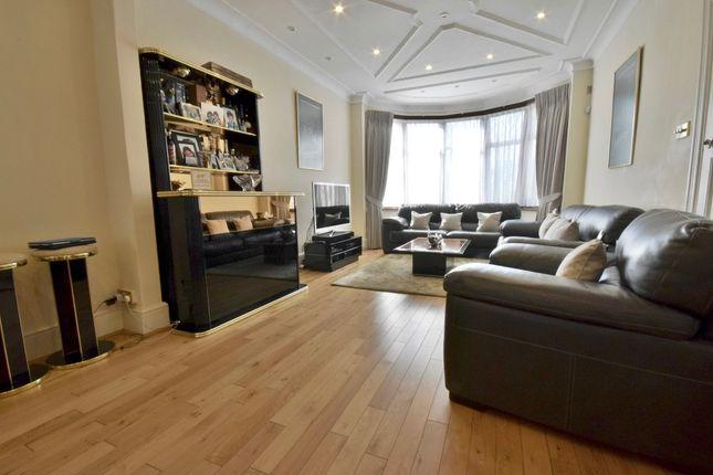 Thumbnail Semi-detached house for sale in Highfield Avenue, Golders Green, London