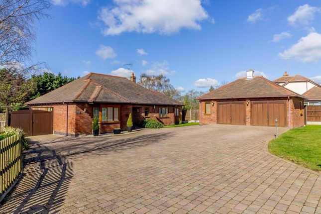 Thumbnail Detached bungalow for sale in Lower Road, Mountnessing, Brentwood