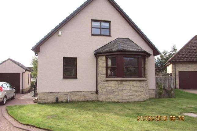 Thumbnail Detached house to rent in Rosamunde Pilcher Drive, Longforgan, Dundee