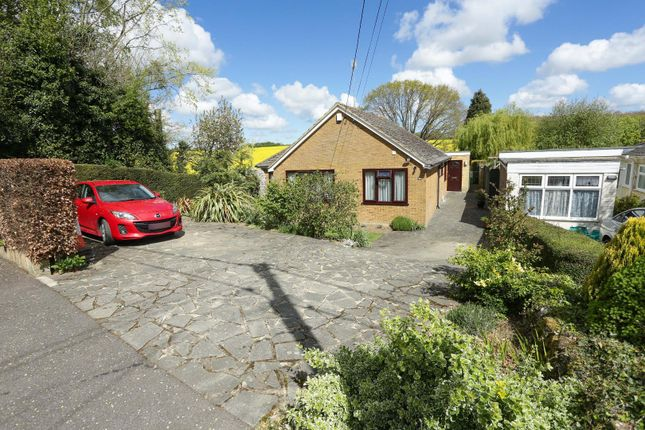 Thumbnail Detached bungalow for sale in Westcourt Lane, Shepherdswell, Dover