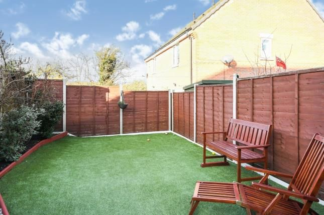 Garden of Highfield Avenue, Langwith Junction, Mansfield, Derbyshire NG20