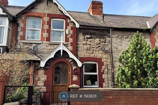 Thumbnail Terraced house to rent in Plas Newydd Buildings, Abergele