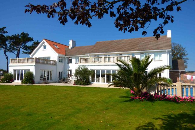 Thumbnail Detached house for sale in Le Canibut, St. John, Jersey