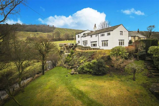 Thumbnail Detached house for sale in Bridge End, Cliviger, Burnley