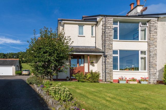 Thumbnail Semi-detached house for sale in Fairview, Windermere Road, Lindale