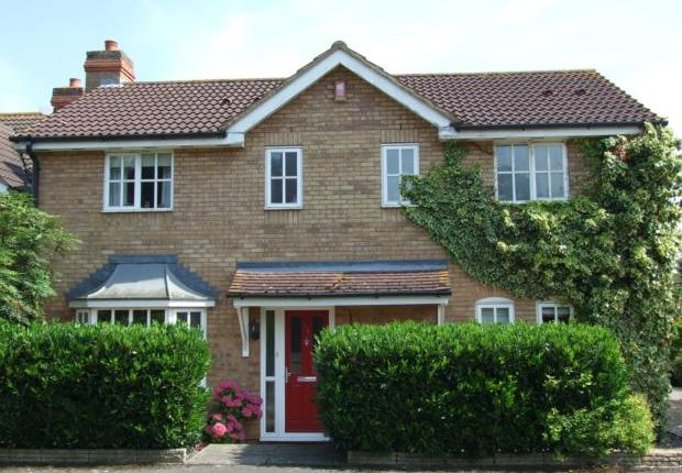 Thumbnail Detached house to rent in Benslow Lane, Hitchin
