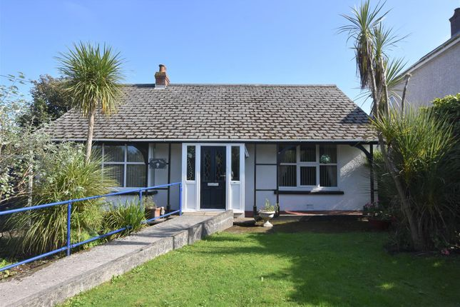 Thumbnail Detached bungalow for sale in Bucketts Hill, Redruth