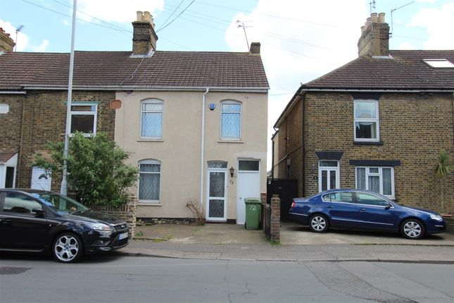 Thumbnail Property to rent in Chalkwell Road, Sittingbourne