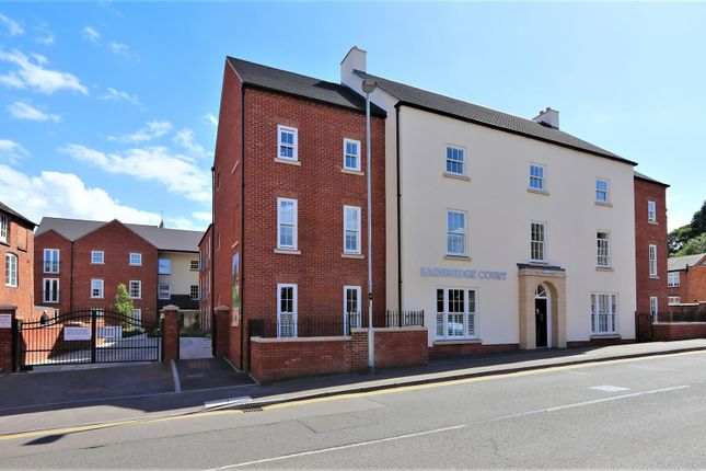 Thumbnail Flat for sale in Kilwardby Street, Ashby-De-La-Zouch