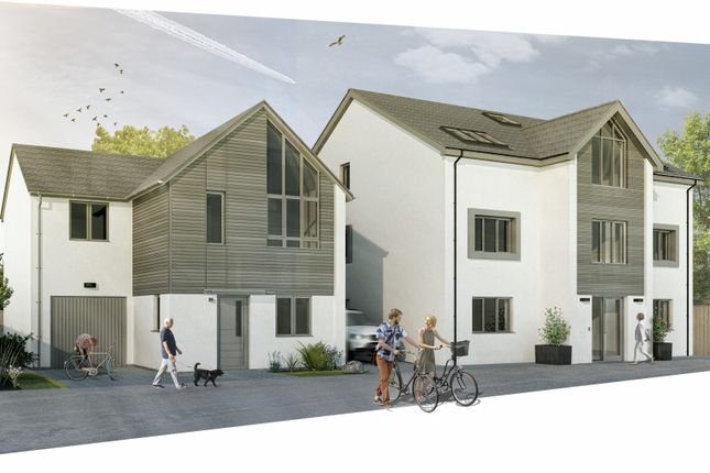 Thumbnail Land for sale in Station Road, Whimple, Exeter