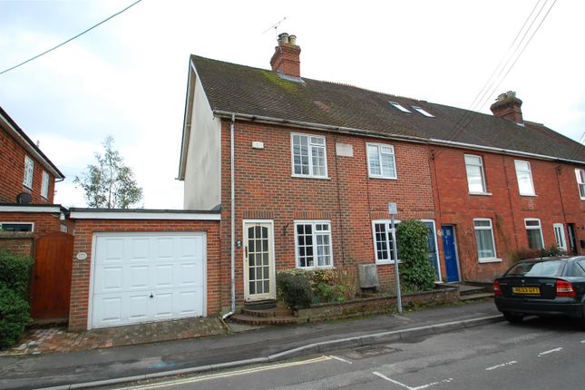 Thumbnail End terrace house to rent in Windsor Road, Petersfield