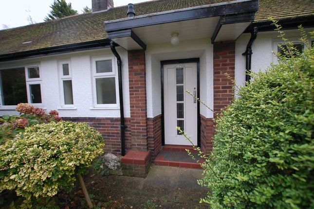 Thumbnail Bungalow to rent in Boscow Road, Little Lever, Bolton