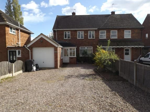 Thumbnail Semi-detached house for sale in Winchester Road, Pendeford, Wolverhampton, West Midlands