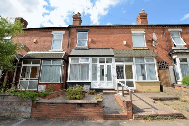 Thumbnail Terraced house for sale in St. Marys Road, Bearwood, Smethwick